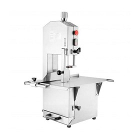 Meat Bone Saw & Cutting Table – Heavy Duty Butcher Band Saw
