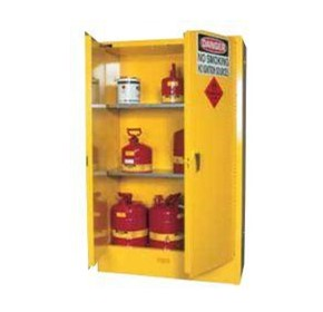 Justrite 350L Flammable Storage Cabinet