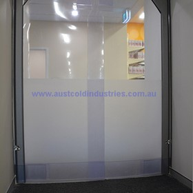 PVC Swing Doors - Heavy Duty