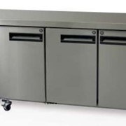 PG400 3 Solid Door 1/1 Underbench GN Fridge