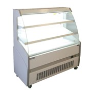 Coldmart Junior Mobile Open Display Fridge