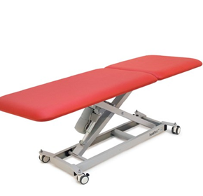 Electric Examination Couch with Castors | Healthtec LynX GP