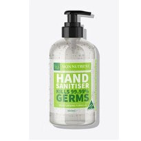 Hand Sanitizer | Organic Choice