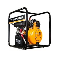 "Thornado 2"" High Pressure Fire Fighting Pump 7HP Diesel Key Start"