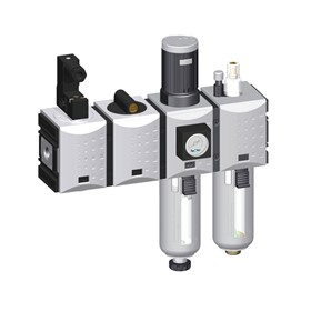 Filter Regulator Lubricator | Eco Hi-Tec Series