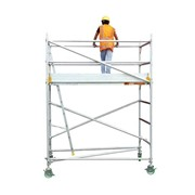 Aluminium Scaffolding Platforms – Trade Series