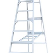 Aluminium Single Sided Step Ladder | INDALEX Pro Series