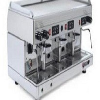 Automatic Coffee Machine Wega EVD3SSN Nova Stainless Steel 3 Group