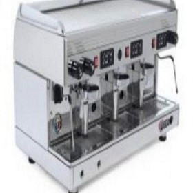 Automatic Coffee Machine EVD3SSN Nova Stainless Steel 3 Group