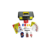 Contractors Lockout Kit In Toolbox | CLK-5