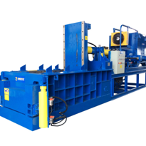 Scrap Aluminium Balers with UK Brand