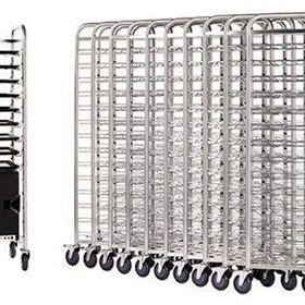 Z-Rack | Tray Delivery & Storage System
