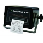 Front End Loader Scales - Compuload 4060 Printer