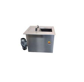 Waste Management System Drop-in Intake Station - 800x500 mm