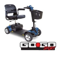 Travel Mobility Scooter Go-Go Sport