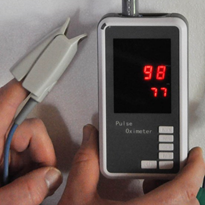Oximeter | Pulse Handheld LED | Shanxi