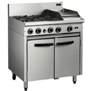 Gas Static Oven Range Cobra CR9C - 900mm