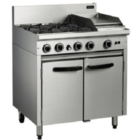 Gas Static Oven Range CR9C - 900mm