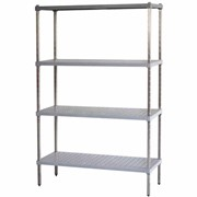 M-Span Shelving Dry, Coolroom & Freezer Use