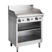 CT9 - 900 mm Gas Griddle Toaster