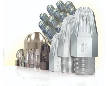 EXAIR Air Nozzle Family