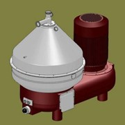 High Performance Separator Centrifuge | STS 500