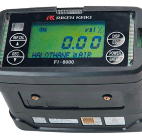 FI-8000 Fumigation/Anaesthetic Gas Monitor with IECEx/ATEX/IP-67