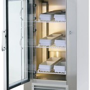 Glass Door Blood Fridge | AG63BP