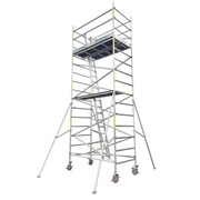 Scaffold | Aluminium STAR Mobile Scaffolding