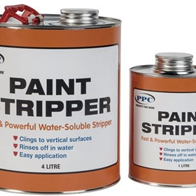 Paint Stripper  - Permanent Painted Coatings
