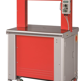 Bundle Strapping Machine | TP-702 | Trio Packaging