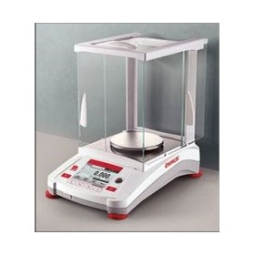 Touch Screen Analytical Balance | Adventurer AX | Ohaus