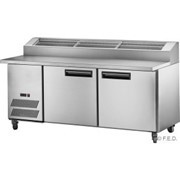 FED PPB/15 two door DELUXE Pizza Prep Bench
