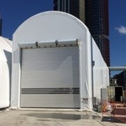 High speed wind resistance doors installed at Barangaroo