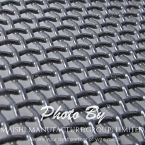 Stainless Steel Wire Mesh for Architectural and Security