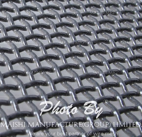 High Tensile Stainless Steel Wire Mesh for Architectural and Security