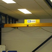 Ceiling Mounted Workstation Bridge Crane