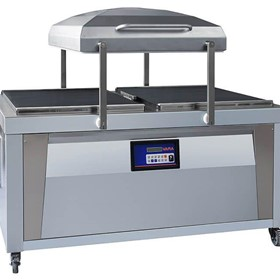 Double Chamber Vacuum Packaging Machine | VacBox DC 800
