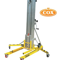 Series 2000 Material Lift |  R.J. Cox Engineering