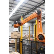 Compact Robotic Palletiser