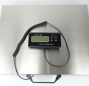 Discount Scales Bench Scales - 100KG