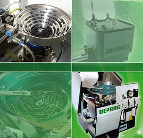 Automatic Screw Feeding Machines for Automation Projects