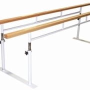 Fixed or Folding Parallel Bars / Walking Rails | Access