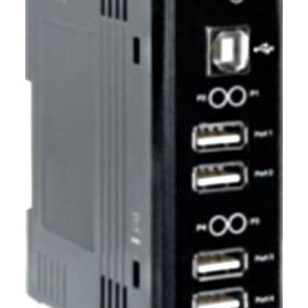 4-Port Industrial USB 2.0 Hubs | USB-2560