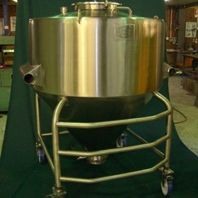 Stainless Steel IBC Containers