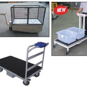 Powered Platform Trolley