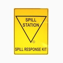 Spill Station Sign | 450mm x 600mm