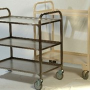 Cox 2 & 3 Tier Traymobile Service Trolleys