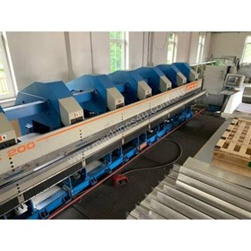 Sheet Metal Machinery | Long Length Folder
