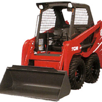TCM Skid Steer Loader - Diesel Powered